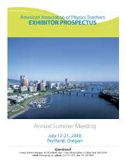 2010 Summer Meeting Exhibitors Prospectus