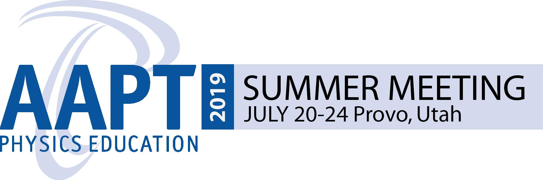 2019 Summer Meeting -2019 Summer Meeting Home
