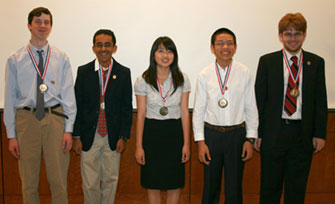 2009 US Physics Team