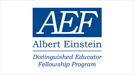 Einstein Fellowship Banner