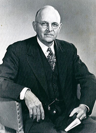 AAPT's first President, Homer L. Dodge.