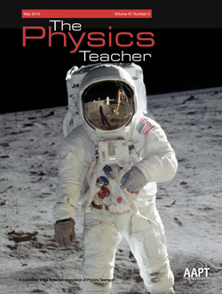 May 2019 issue of The Physics Teacher