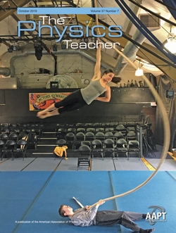 The Physics Teacher October 2019