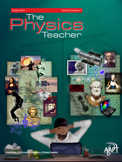 The Physics Teacher October 2015