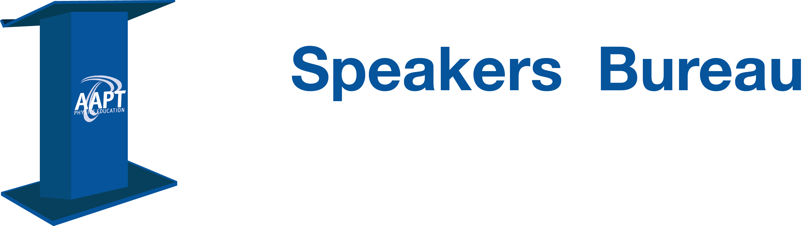 Test Logo for Speaker Bureau