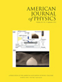 American Journal of Physics  Sample Copy