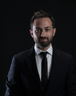 Derek Muller, 2016 Richtmyer award recipient
