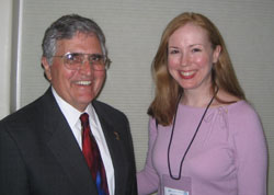 Harrison Schmitt & Laura Nickerson