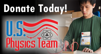 2013 US Physics Team Donate