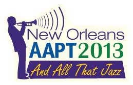 AAPT 2013 Winter Meeting in New Orleans, LA, And All That Jazz