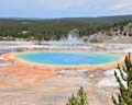 'Grand Prismatic Spring' by Jean Zheng