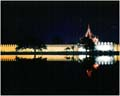'Reflection of the Moat of the Mandalay Royal Palace' by Cecilia N Lun