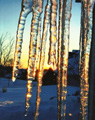 'Gravity In Icicles' by Declan Reed St John